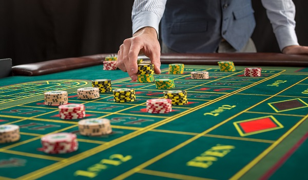 Roulette het Koningsspel in het Casino